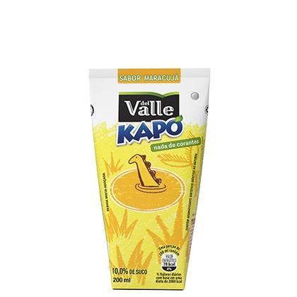 Bebida Mista KAPO Maracujá 200ml