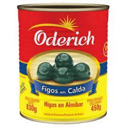 Figos em Calda Oderich Lata 450G