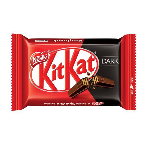 Chocolate Kit Kat NESTLÈ Dark 41,5g
