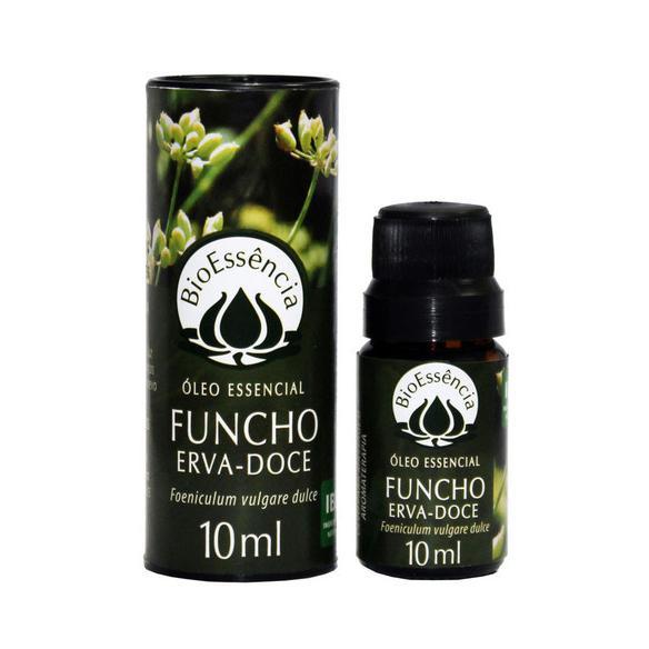 Óleo essencial funcho (erva-doce) 10ml - Bioessência