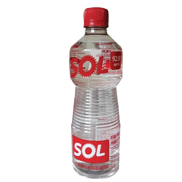 Álcool SOL  92,8  1L