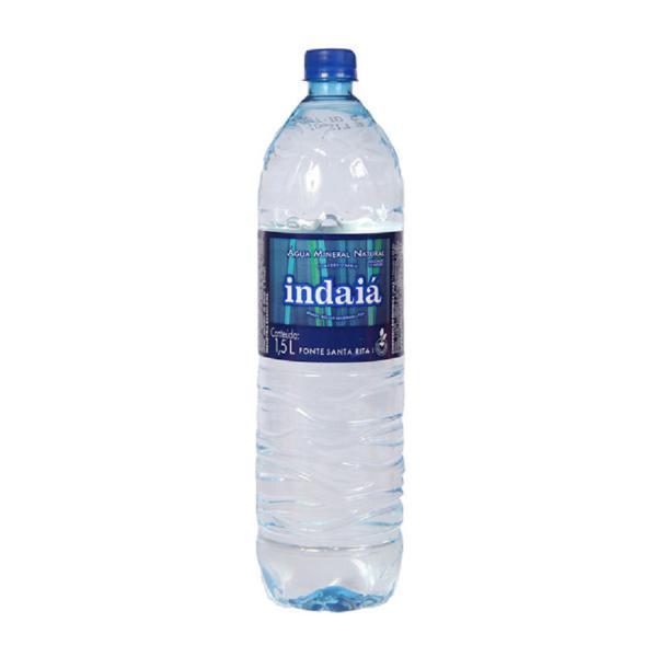 Água INDAIÁ com Gás 1,5L