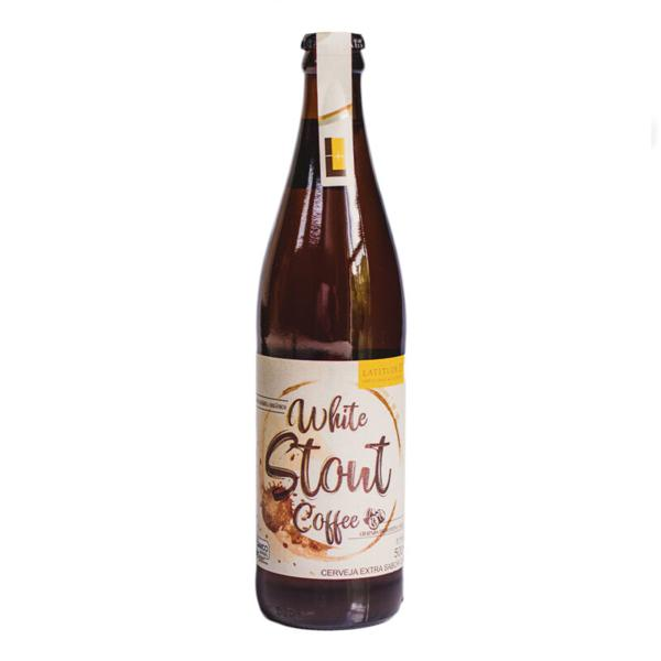 Cerveja Orgânica SteinHaus White Stout com café (500ml)