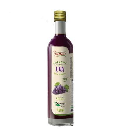 Vinagre de Uva Orgânico (500ml)