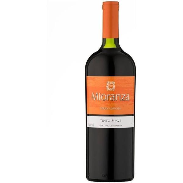 Vinho Tinto Suave Mioranza 1L