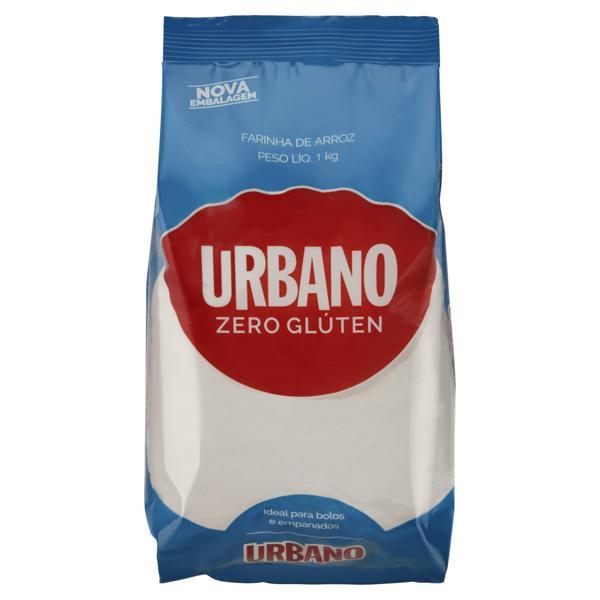 Farinha de Arroz Urbano Pacote 1kg