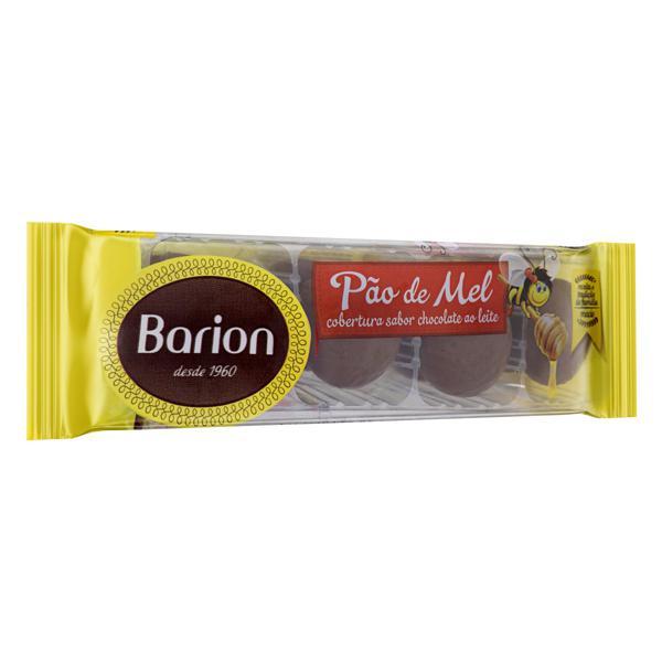 Pão de Mel Barion Bandeja 90g