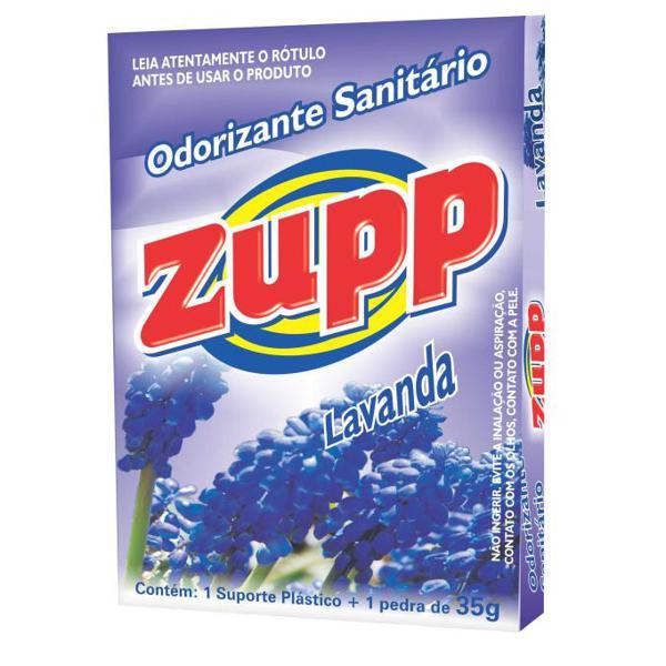 Desodorizador Sanitário ZUPP Lavanda 35g
