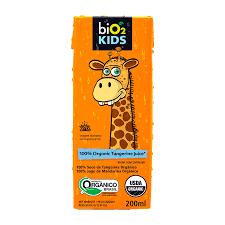 Suco Kids Tangerina 200ml - biO2