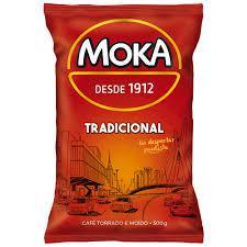 Café Tradicional MOKA Almofada 500G