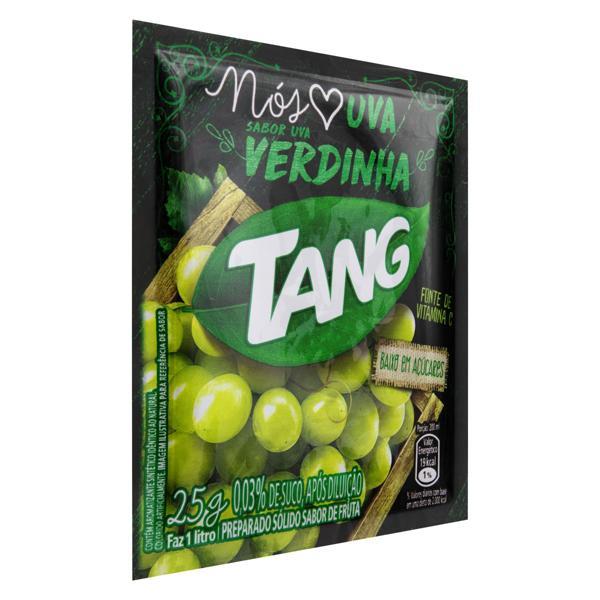 Refresco em Pó Uva Verdinha Tang Pacote 25g