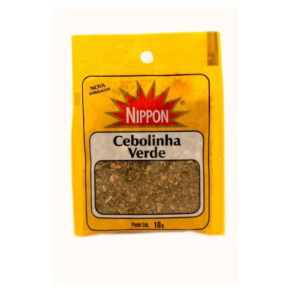 Cebolinha Verde NIPPON 10g