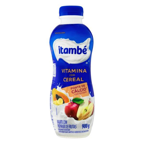 Iogurte Parcialmente Desnatado Vitamina com Cereal Itambé Garrafa 900g