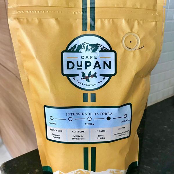 Café em Grãos Torra Média Intensa 250g - Café Dupan