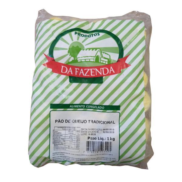 Pão de Queijo TIMIZA DA FAZENDA Tradicional 1Kg