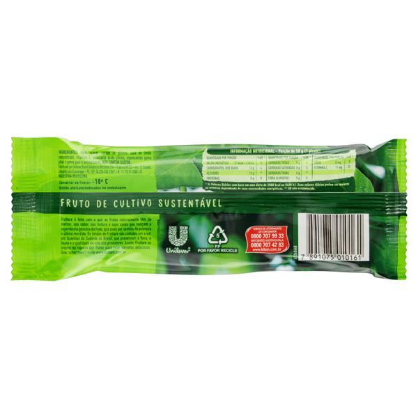 Picolé Limão Kibon Fruttare Pacote 58g