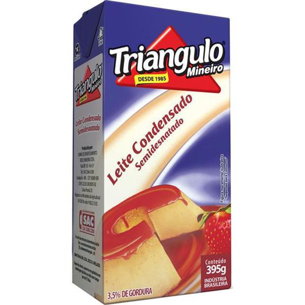Leite Condensado Triangulo 395G Tp