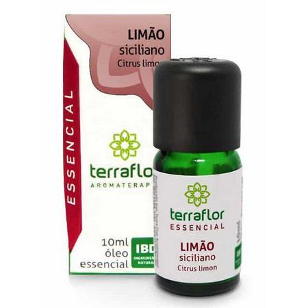 Óleo Essencial Limão Siciliano 10ml - TERRA-FLOR