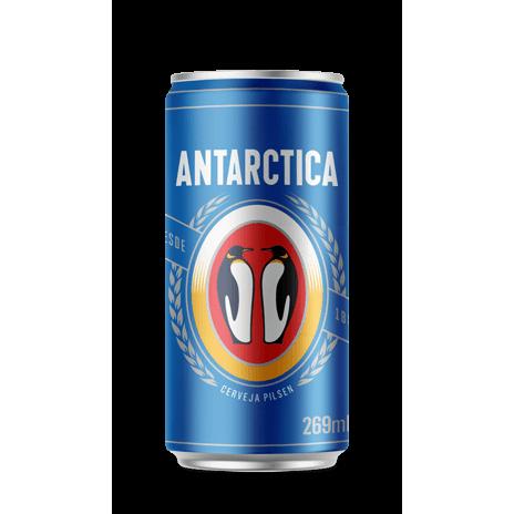 Cerveja ANTARCTICA Lata 269ml