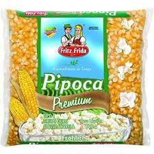 Milho Pipoca Premium FRITZ E FRIDA 500g