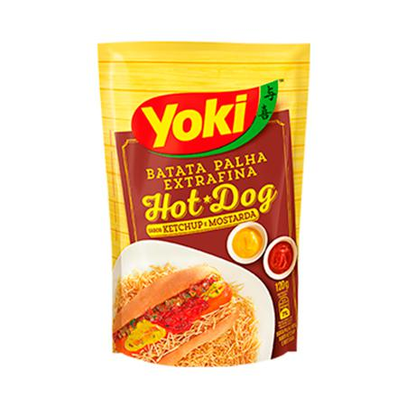 Batata Palha YOKI Extra Fina Hot Dog 100g
