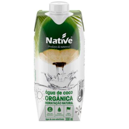 Água de Coco Native 330ml
