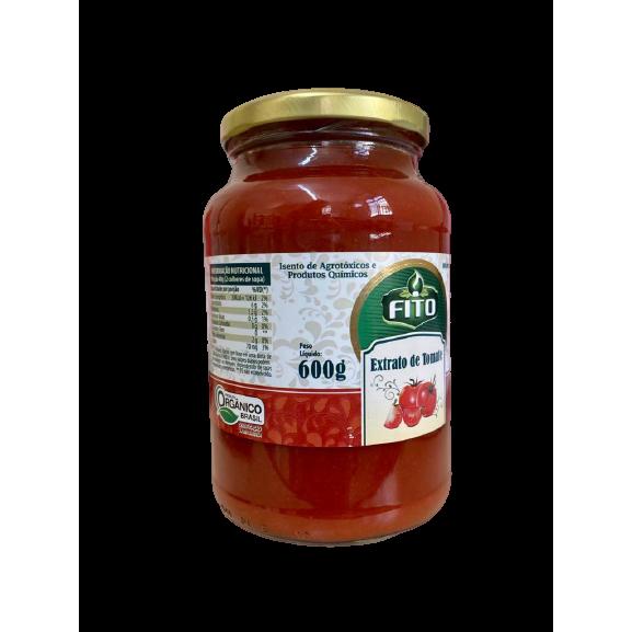 Extrato de Tomate Fito 600g