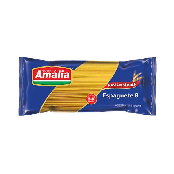 Macarrão Espaguete AMALIA Sêmola 500g