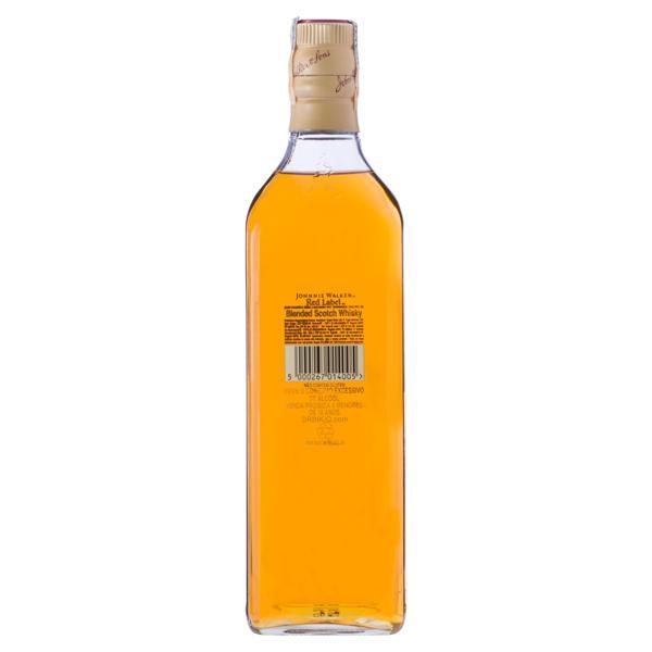 Whisky Escocês Blended Johnnie Walker Red Label Garrafa 750ml