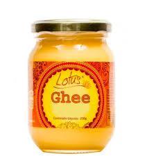 Manteiga Ghee Lotus 200g