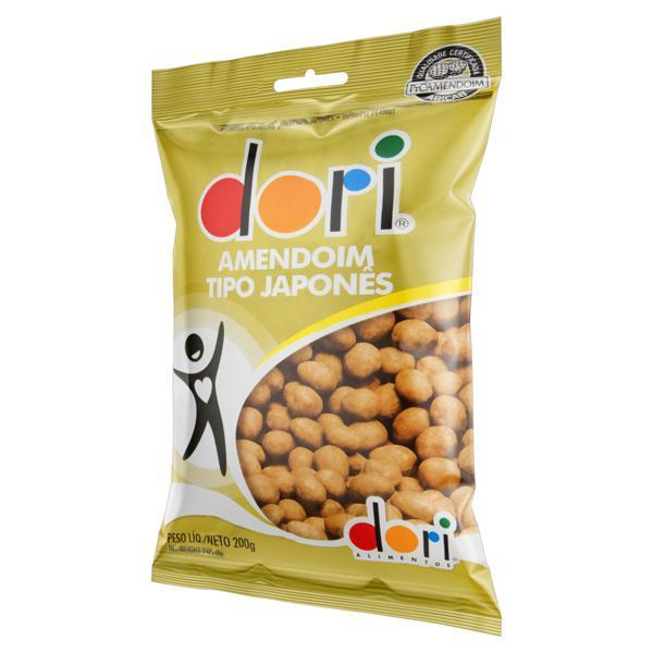 Amendoim Japonês Dori Pacote 200g