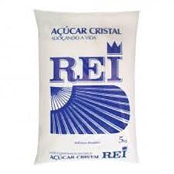 Açúcar REI NOSSO Cristal 5Kg