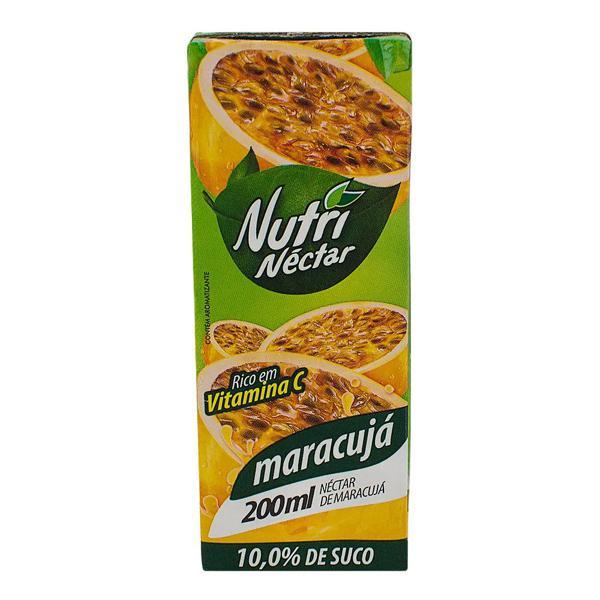 Néctar NUTRINECTAR Maracujá 200ml