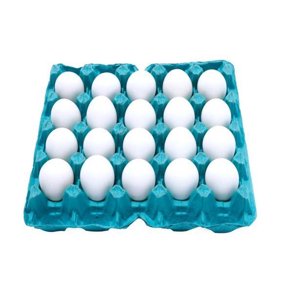 Ovos Brancos Katayama Medio PVC com 20