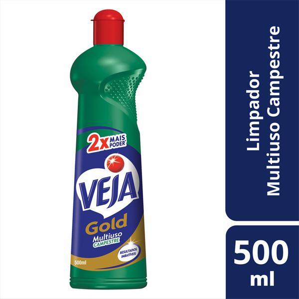 Limpador Multiuso Campestre Veja Gold Squeeze 500ml