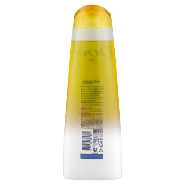 Shampoo Dove Nutritive Solutions Nutrição Óleo-Micelar Frasco 400ml