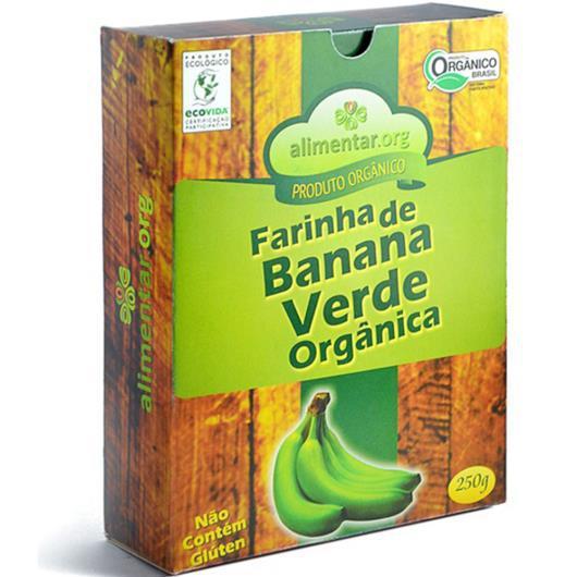 Farinha de Banana Verde Alimentar 250g