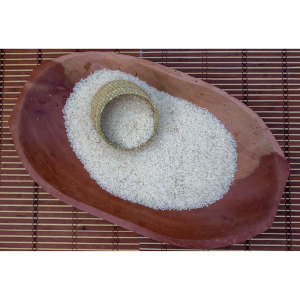 Arroz agulhinha polido orgânico  - kg