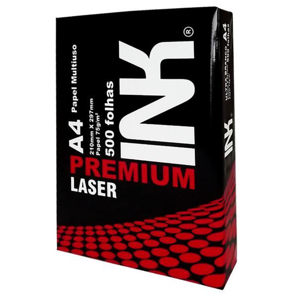 Papel Ink A4 Premium 500 Folhas