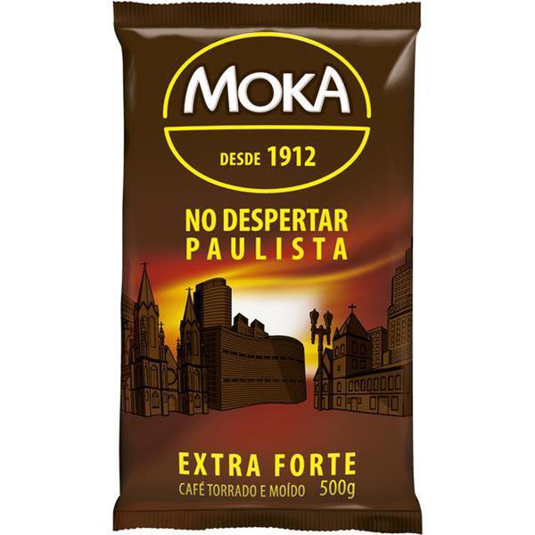 Café Extra forte MOKA Almofada 500G
