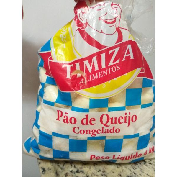 Pão de Queijo TIMIZA Tradicional 1Kg