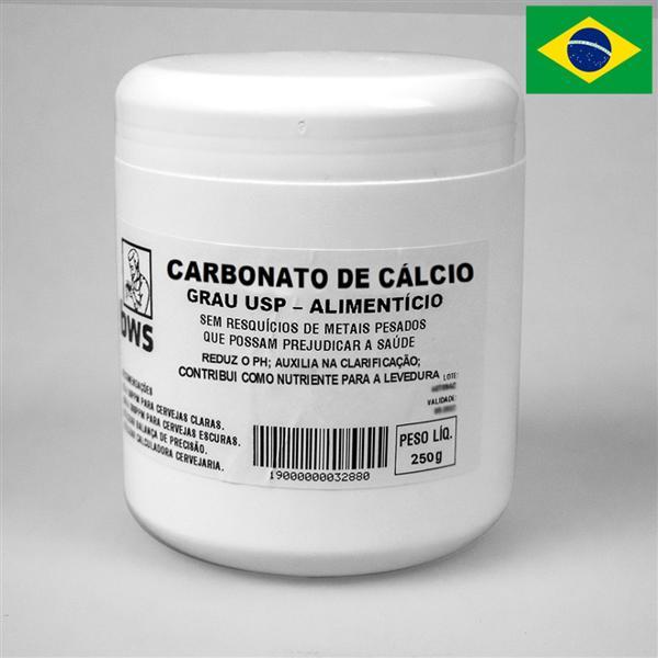 Carbonato de Cálcio U.S.P. 250g