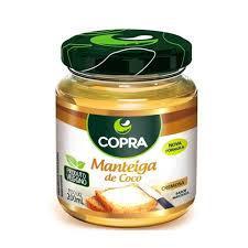 Manteiga de Coco Copra 200g