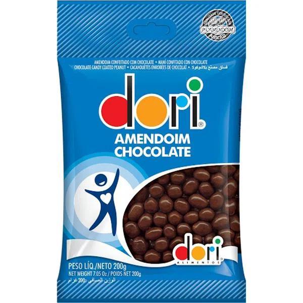 Amendoim Dori 200Gr Choc