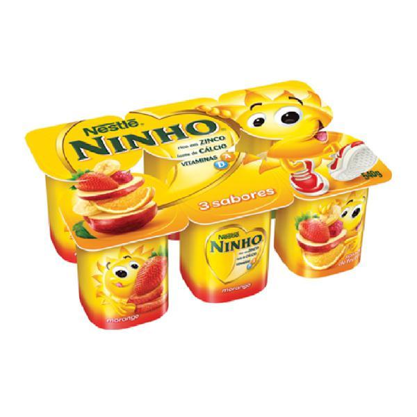 Iogurte Ninho NESTLÉ 540g