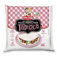 Farinha Tapioca FRITZEFRIDA 500g
