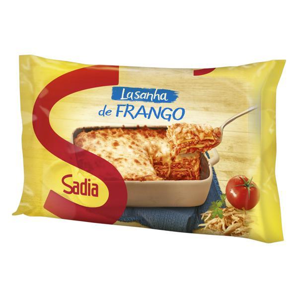 Lasanha Frango Sadia Pacote 600g