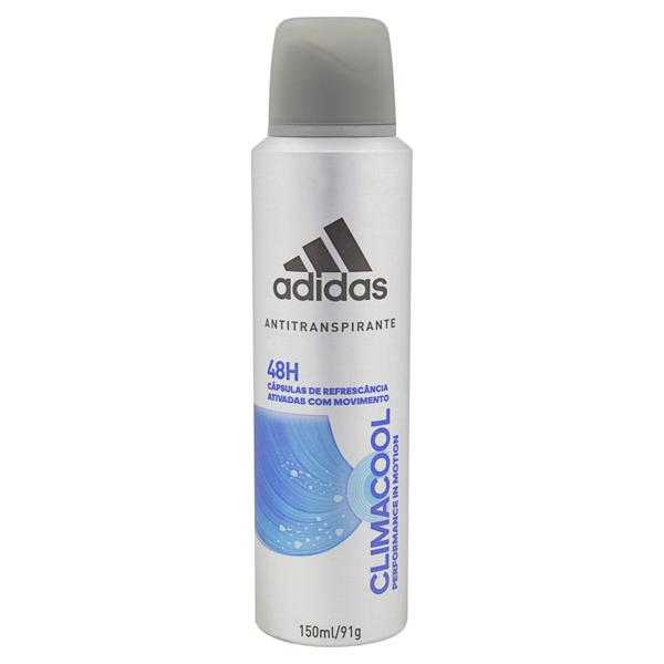 Antitranspirante Aerossol Climacool Adidas 150ml
