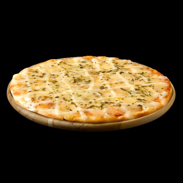 Pizza Frango Com borda