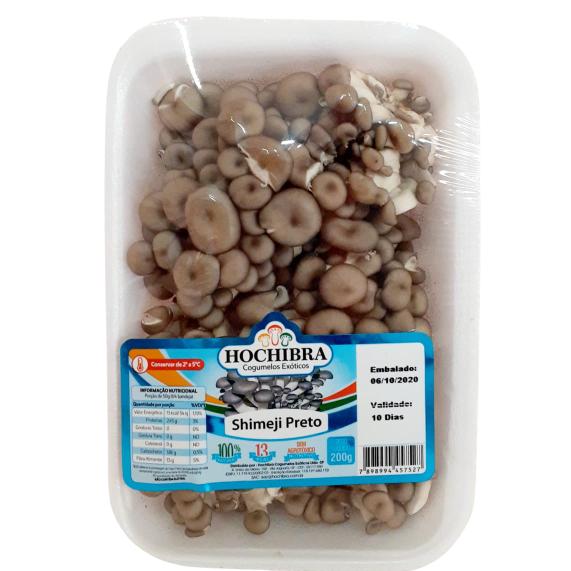 Cogumelo Shimeji Escuros Hochibra 200g